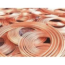 Copper Brassco 8mm x 1mm x 15mtr