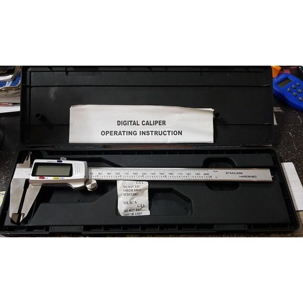 Digital Caliper operating instruction