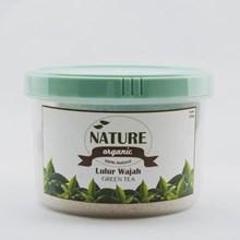 Facial Scrubs Nature Organic Greentea