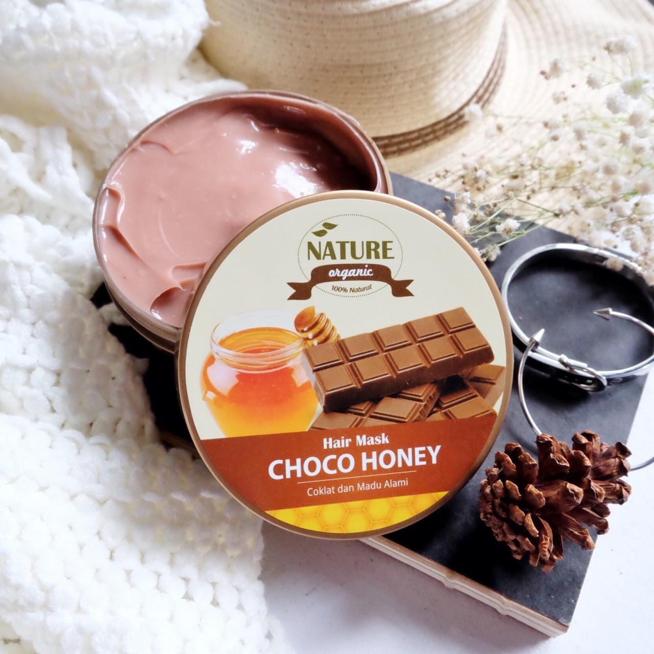 Sell Choco Honey Hair Mask From Indonesia By Lulur Nature Organic Wajah Bengkoang Milk Medancheap Price