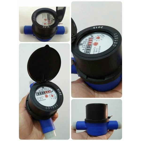 """Meter Air BARINDO LD-410 Plastik 1/2"""""""
