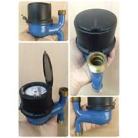 Water Meter BARINDO LD-210V Brass 1/2