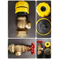 Check Valve Lockable BARINDO