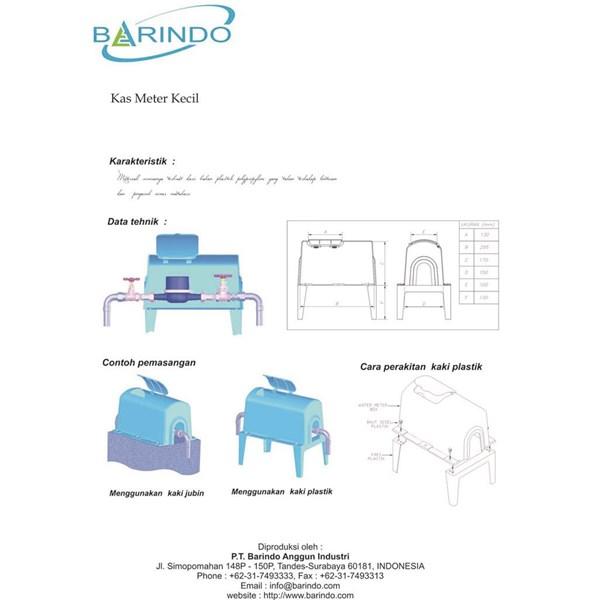 Water Meter Box BARINDO