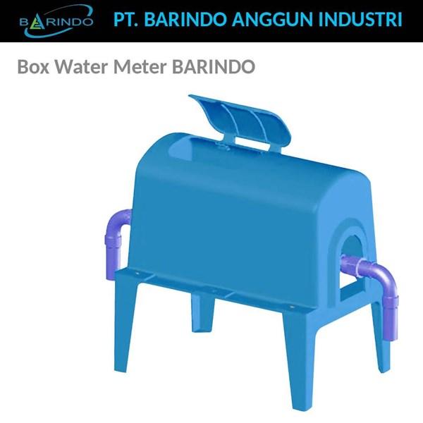Box Water Meter BARINDO