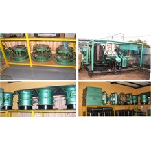 Jasa Instalasi Pengolahan Air Limbah Tank Cleaning Equipment