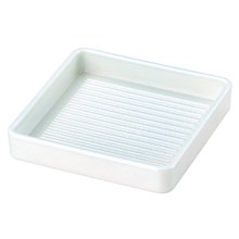 Place Meat Shabu White Melamine