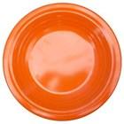 Piring Makan Ulir 9.5 inch Orange - Ifiancy Melamine 2310 1