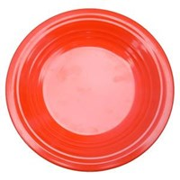 Screw Plate 9.5 inch Red - Ifiancy Melamine 2310