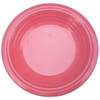 Screw Plate 9.5 inch Pink - Ifiancy Melamine 2310