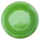 Piring Makan Ulir 8.5 inch Hijau - Ifiancy Melamine 2309 1