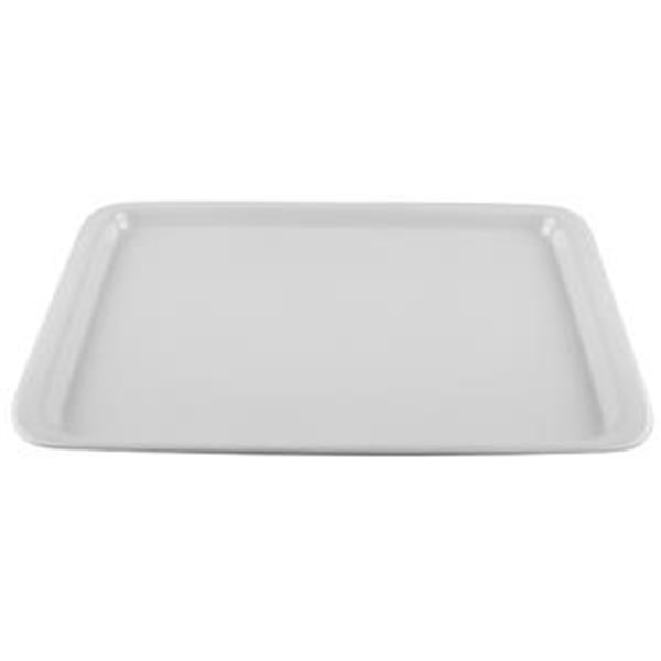 GLORI MELAMINE Trays 9014-36X25cm White