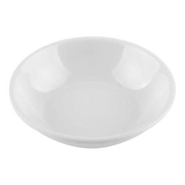 Piring Sambal 3.5 inch Putih - Glori Melamine 338