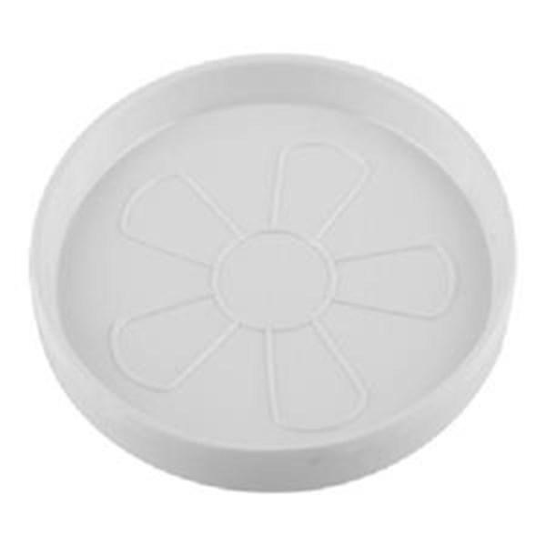 Alas Gelas 3.25 inch Putih - Glori Melamine 102