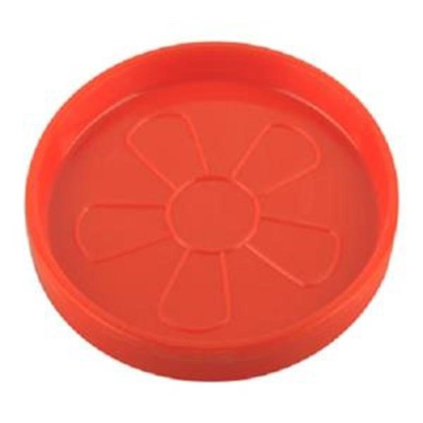 Alas Gelas 3.25 inch Orange - Glori Melamine 102