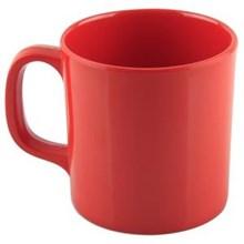 Cangkir Sedang 300 ml Merah - Glori Melamine 975