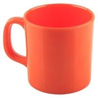 Cangkir Sedang 300 ml Orange - Glori Melamine 975