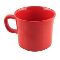 Cangkir Kecil 250 ml Merah - Glori Melamine 974