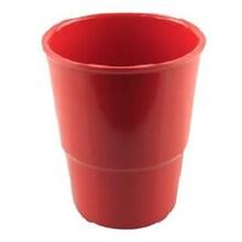 Gelas Besar 400 ml Merah - Glori Melamine 812