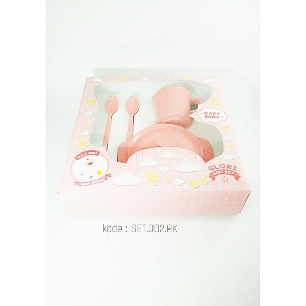 Products and Equipment-Baby Infant Feeding Set in Jakarta