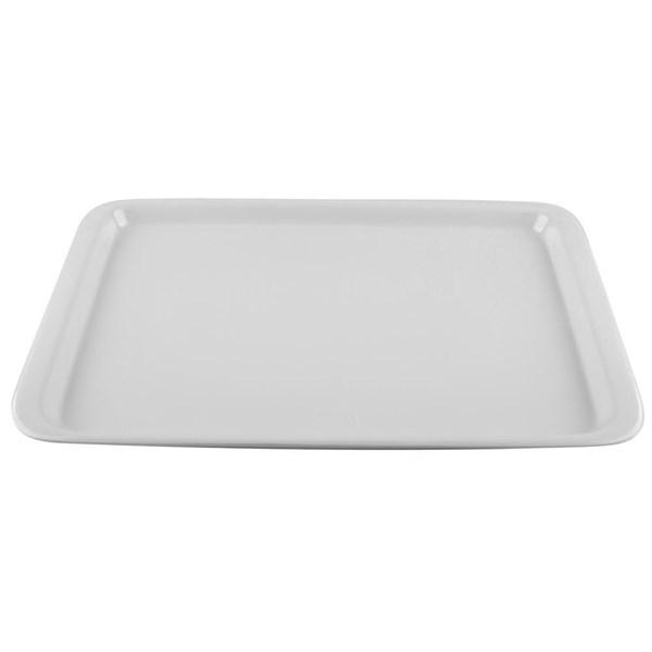 Nampan Baki 42.2 x 29.5 x 2cm Putih - G9017PTH Glori Melamine - Perlengkapan Restoran dan Kafe