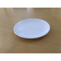 Piring Ceper Oriental 10 Inch Putih – Glori Melamine YA010