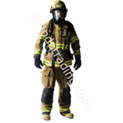 Fireman Suit Fire Fighting 1