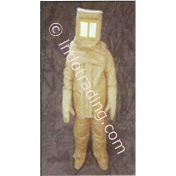 Fireman Suit Fire Zetex 2000