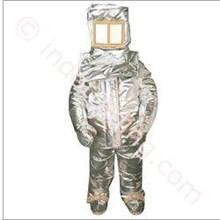 Baju Pemadam Kebakaran Suit Fire Zetex 3000