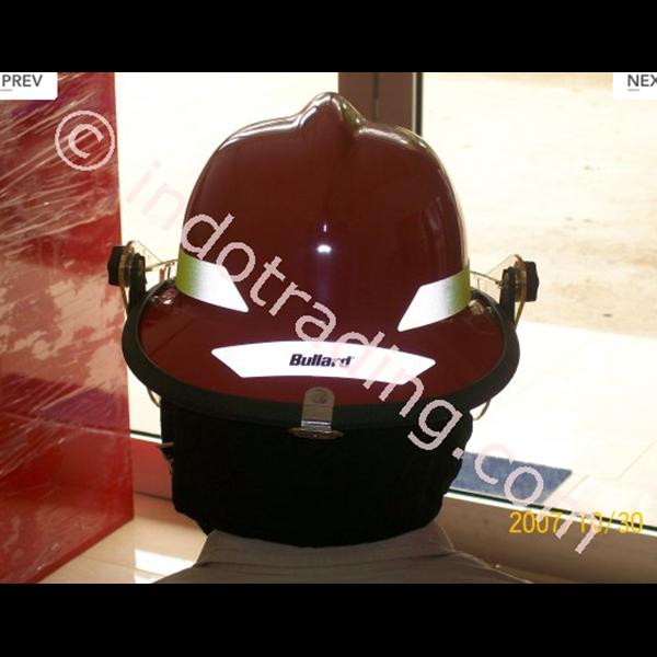 Helm Safety Pemadam Bullard