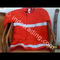 Baju Pemadam Nomex IIIA Clothes