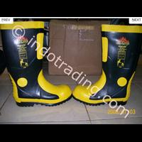Sepatu Safety Harvik Steel Shank