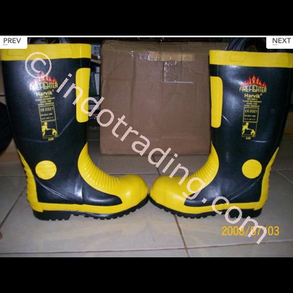 Boots Harvik Steel Shank