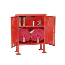 Fire Hose Box & Hose Reel