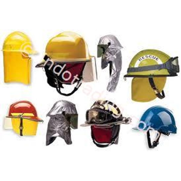 Peralatan Safety Helmet