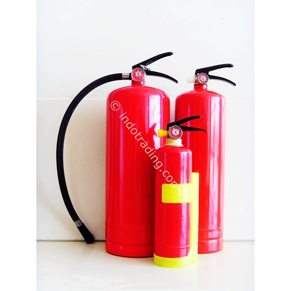 Fire Extinguisher Tubes - Dry Powder