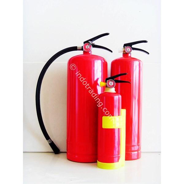 Tabung Pemadam Kebakaran - Dry Powder