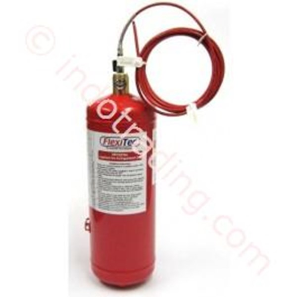 Fire Extinguisher Tubes - 1 Tubing System