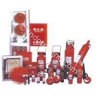 Fire Extinguisher Tubes - Fire Extinguisher Set