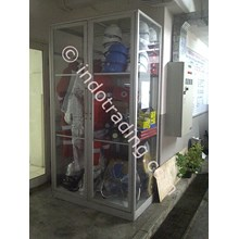 Fire Cabinet Lemari Safety Atau Showcase