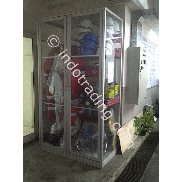 Fire Cabinet Lemari Safety Atau Showcase