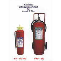 Yamato Extinguisher Foam A + B Model