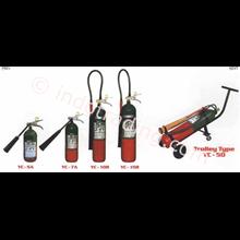 Yamato Extinguisher Co2