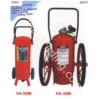 Yamato Extinguisher Model Trolly