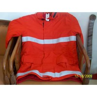 Fireman Suit Nomex IIIA