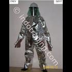 Aluminised Fireman Tempex  1
