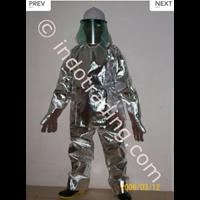 Aluminised Fireman Tempex