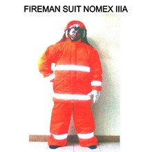 Baju Pemadam Nomex IIIA