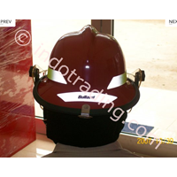 Helm Safety Helm Pemadam Kebakaran Bullard