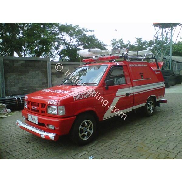 Jeep Fire Extinguisher